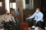Polda Sumbar siap turunkan personel bantu temukan napi kabur dari Rutan Muara Labuh