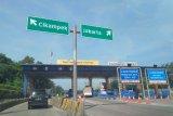 Jakarta-Cikampek toll road crowded yet before