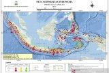 BMKG: Sepanjang April 2021 telah terjadi 807 kali gempa tektonik