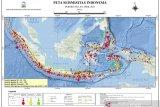 Gempa magnitudo 5,5 guncang Barat Laut Melonguane, Sulawesi Utara