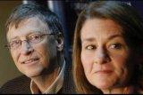 Bill Gates dan Melinda dinyatakan resmi bercerai