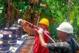 PLN   pulihkan pasokan listrik di Rote Ndao