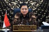 Menko Airlangga sebut tiga kunci pemulihan ekonomi Indonesia