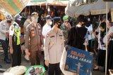 Kabupaten Musi Banyuasin perketat protokol kesehatan di pasar tradisional