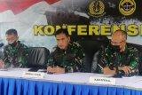 TNI AL akui kesulitan evakuasi badan KRI Nanggala