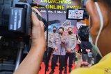 Polri meluncurkan BOS-V2 mudahkan layanan kepolisian ke masyarakat