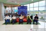 Sejumlah maskapai di Bandara Tjilik Riwut sementara tak beroperasi