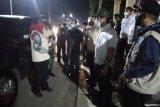 Wali Kota Bandarlampung pantau kesiapan posko penyekatan jelang larangan mudik