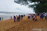 Pantai Ujung Pandaran ditutup selama libur lebaran