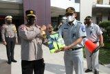 Operasi Ketupat Candi, Jasa Raharja serahkan sarana pencegahan kecelakaan