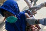 Polda NTB menargetkan vaksinasi lansia di Mataram tuntas sebelum Lebaran