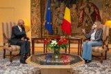Dubes RI temui ketua parlemen Belgia bahas kerja sama