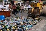 Polres Temanggung musnahkan 1.651 botol  minuman beralkohol