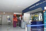 Dekati Larangan mudik, arus penumpang menuju Stasiun Purwosari Solo mulai naik