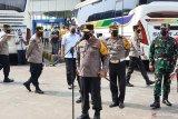 Selama larangan mudik, sekitar 1,2 juta warga meninggalkan Jakarta
