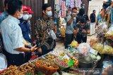 TPID Kota Surakarta sidak ke pasar jelang Lebaran