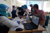Capaian vaksinasi COVID-19 di Kulon Progo baru sekitar 25,3 persen