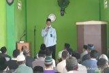 Kemenkumham Sulawesi Tenggara bimbing narapidana Rutan Raha agar menaati hukum