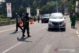 Polres Gunung Kidul memperketat pemeriksaan kendaraan luar DIY