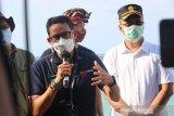 Menparekraf memastikan eksistensi pariwisata tiga gili di masa pandemi