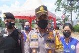 Sudah 899 kendaraan tidak diizinkan melintasi pos penyekatan di Kapuas