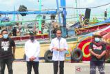 Presiden Jokowi sanggupi permintaan para nelayan di Brondong Lamongan