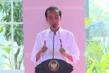 Presiden Jokowi resmikan fasilitas pengolahan sampah jadi energi listrik
