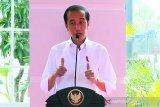 Jokowi pulang kampung saat larangan mudik? Ini faktanya
