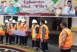 PUPR Kalteng siagakan alat berat di ruas jalan rawan banjir dan longsor