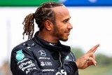Lewis Hamilton raih Laureus Award atas perjuangan memerangi rasisme