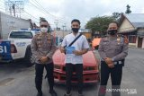 Polisi amankan mobil