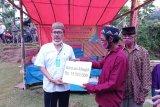 Bupati dan Wakil Bupati hadiri peresmian masjid HM Tarmizi