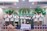 Kanwil BRI Bandarlampung berikan santunan kepada 11 panti asuhan dan 3 panti werdha