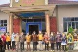 Tim monitoring PPKM Lampung pantau posko COVID-19 hingga tingkat desa
