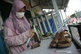 Jasa cuci sepatu di Palembang jelang lebaran
