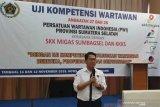 PWI Sumsel respon pengancaman wartawan oleh oknum kepala desa di Muaraenim