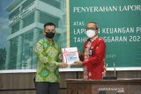 DPRD apresiasi Pemkab Lingga empat kali dapat WTP