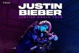 Justin Bieber akan memulai tur dunia pada Februari 2022