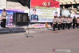 Polda Sumsel perkuat pelaksanaan PPKM mikro zona merah Palembang