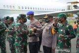 Panglima TNI dan Kapolri lakukan kunjungan kerja ke Timika, Papua