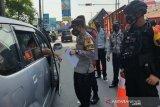 12 kendaraan luar Klaten terindikasi mudik terpaksa putar balik