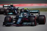 Sebastian Vettel nikmati progres mobil Aston Martin di Catalunya