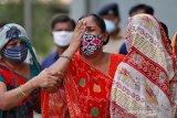 Hanya dalam dua hari India catat 4.000 kematian akibat COVID-19