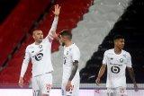 Gilas Lens 3-0, Lille kokoh di posisi puncak klasemen