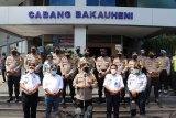 Wakapolri pantau arus mudik di Pelabuhan Bakauheni Lampung
