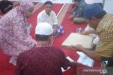 Masjid Albadriyah Lansano Lubukbasung salurkan zakat bagi 82 orang
