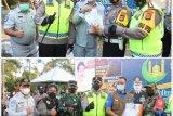 Jasa Raharja NTB gelar aksi simpatik mendukung Operasi Ketupat Rinjani