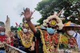 Gubernur Harapkan Bulungan Jadi Lumbung Padi di Kaltara