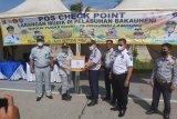Jasa Raharja Lampung pantau kecelakaan lalulintas