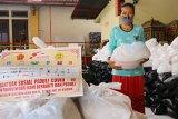Pengusaha di Kudus berikan bantuan beras untuk warga  terdampak pandemi